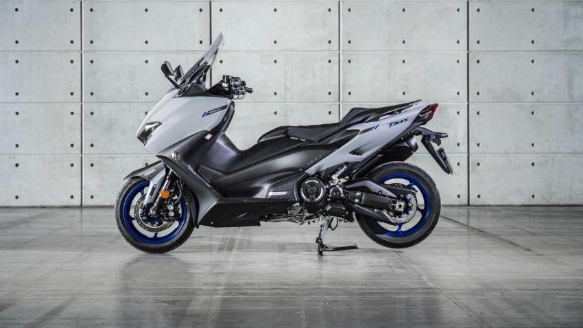 Dimensi Yamaha Tmax Dx
